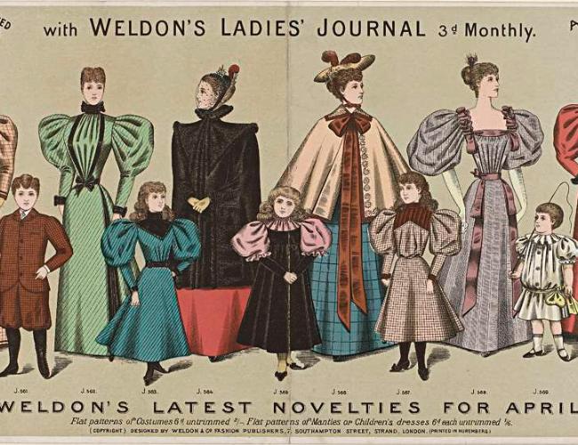 weldon's ladies' journal