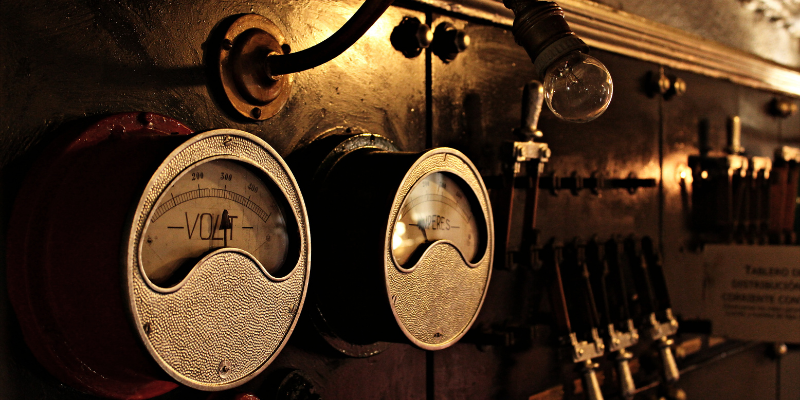 steampunk spaces